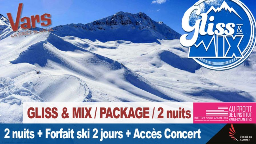 gliss 1 mix Vars 2018 week-end