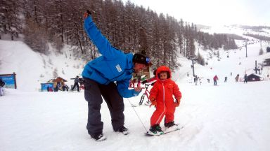 cours snowboard kid vars